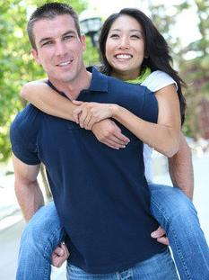 Asian interracial marriage think only!
